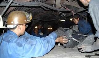 Sập hầm lò tại Quảng Ninh, 2 người thương vong