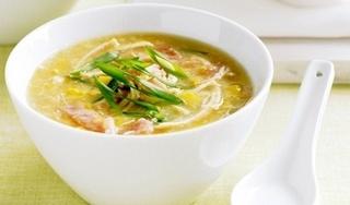 Cảm lạnh nên ăn gì để chóng khỏe lại?