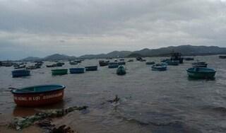 Xử lý nghiêm tàu cá không di chuyển vào bờ tránh bão số 10