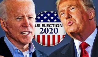 Bầu cử Mỹ: Trump đang thắng theo tổng số phiếu bầu phổ thông
