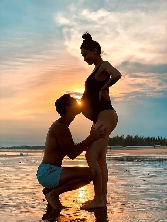 Hà Hồ đã hạ sinh 1 trai 1 gái