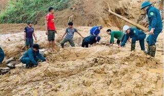 Tạm dừng tìm kiếm nạn nhân mất tích do sạt lở ở Phước Sơn, Quảng Nam