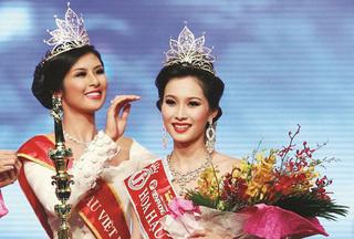 Đặng Thu Thảo - Hoa hậu may mắn nhất sau 8 năm giành vương miện