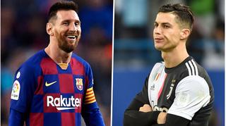 Lampard chỉ ra cầu thủ yêu thích nhất trong bộ đôi Messi - Ronaldo