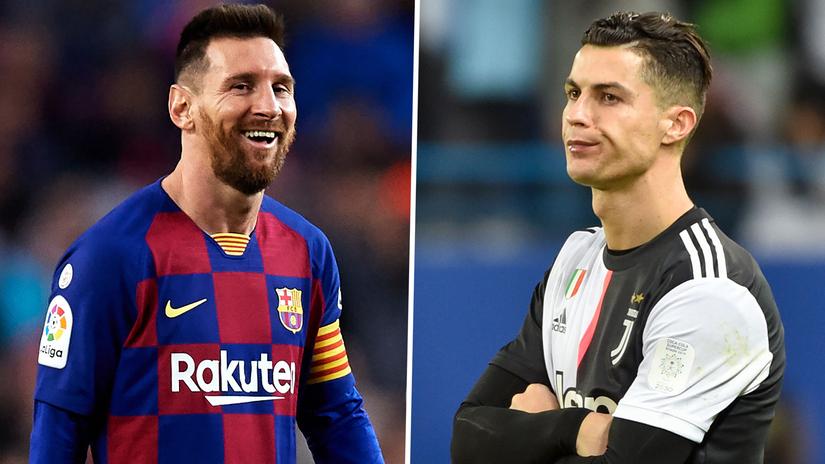 Lampard thích Messi hơn Ronaldo