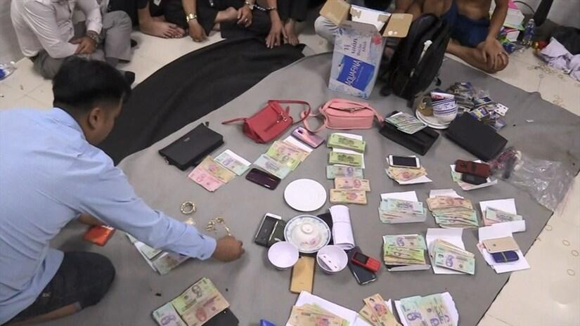 Phá đường dây đánh bạc 'khủng' ở Thanh Hóa