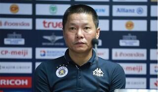 HLV Hà Nội FC: 'Cơ hội mong manh nhất cũng phải cố gắng'