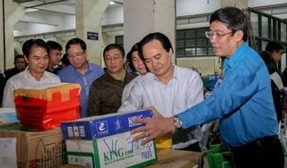 Hỗ trợ hơn 22.000 bộ sách giáo khoa cho học sinh vùng lũ miền Trung