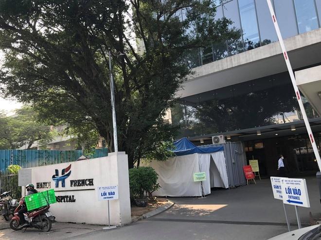 Sản phụ tử vong sau khi sinh ở Bệnh viện Việt Pháp