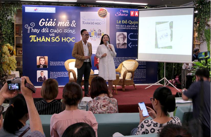 Cùng MC Quỳnh Hương giải mã và thay đổi cuộc sống với nhân số học