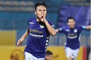 Tiền vệ Quang Hải nhận tin vui từ giải Bàn thắng đẹp nhất AFC Cup