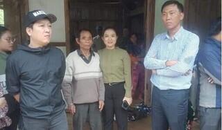 Trường Giang âm thầm quay lại miền Trung cứu trợ lần hai