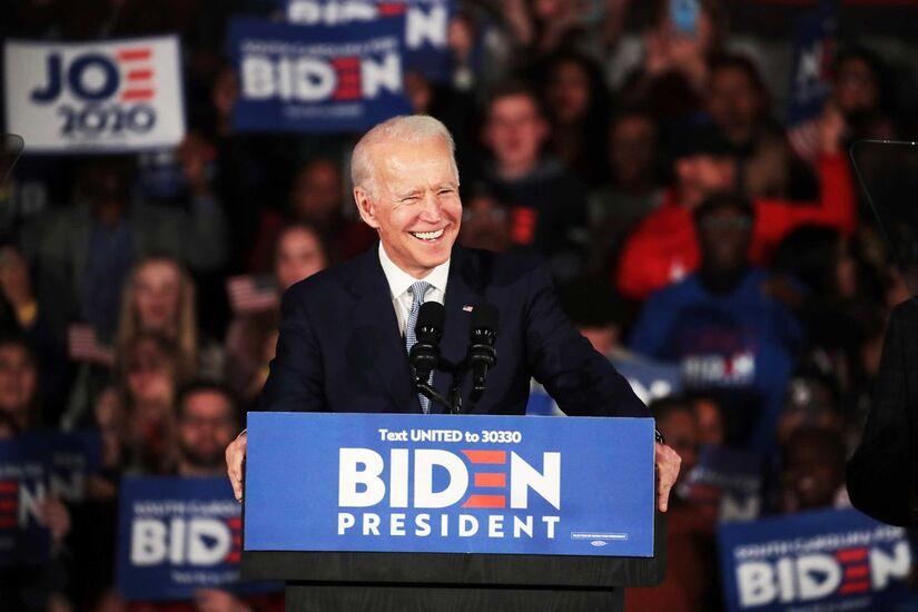 Ông Biden phá kỷ lục lịch sử bầu cử tổng thống Mỹ.1