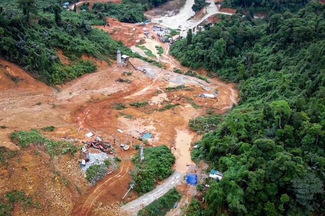 Huế yêu cầu dừng toàn bộ hoạt động xây dựng ở thuỷ điện Rào Trăng 3