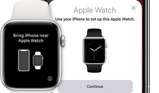 Cách nhanh nhất ghép nối iPhone mới và Apple Watch