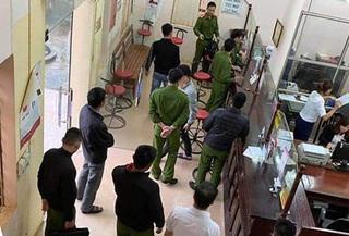 Đối tượng cướp ngân hàng ở Hòa Bình bị khởi tố