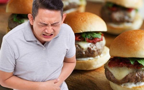 Những tác hại khôn lường của thức ăn nhanh