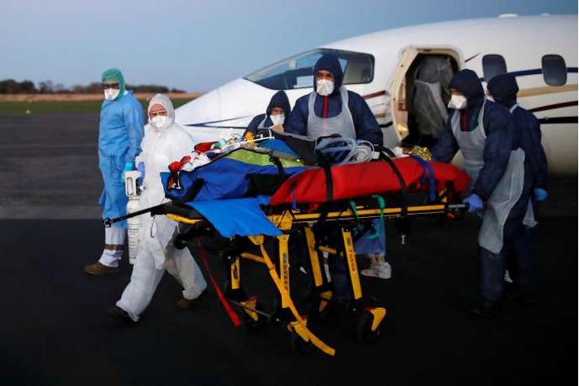 Pháp lập kỷ lục số ca nhiễm Covid-19 mới trong 1 ngày