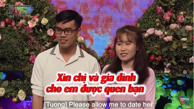 Bạn muốn hẹn hò: Gái xinh nóng tính gặp trai hiền và cái 'kết ngọt'