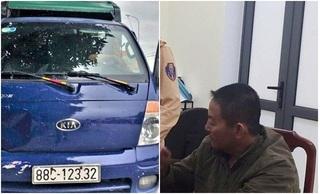 Bắt được lái xe gây trọng thương 2 nữ sinh THPT rồi bỏ trốn