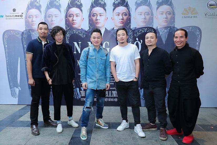 Tùng Dương đột phá với liveshow 'Con người'