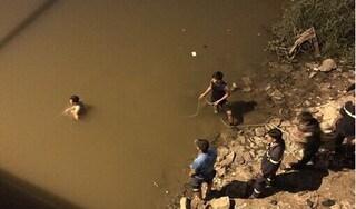 Đã tìm thấy thi thể thanh niên nhảy cầu Gò Dưa tự tử