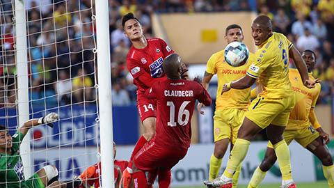 DNH Nam Định và Hải Phòng 'chơi xấu' nhất V.League