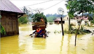 Thêm nhiều quốc gia viện trợ Việt Nam khắc phục hậu quả bão lụt miền Trung