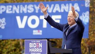 Bầu cử Mỹ: Tại sao ông Biden cần được bảo vệ vào lúc này?