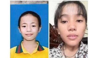 Hai nữ sinh lớp 7 ở Nghệ An 'mất tích' đã được Công an Thanh Hóa đưa về nhà