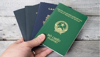 Thủ tục, hồ sơ và cách lấy vân tay cấp hộ chiếu gắn chíp điện tử mới nhất