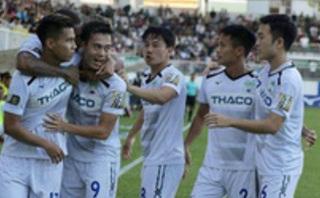 Thắng đậm Hà Tĩnh, HAGL chấm dứt chuỗi trận toàn thua ở V.League