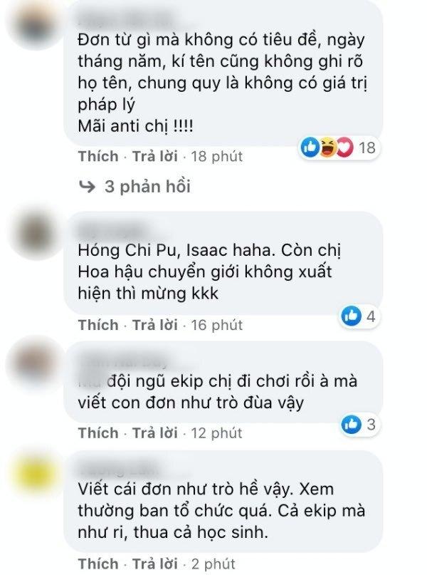 Thư tay xin rút khỏi Hoa hậu Việt Nam của Hương Giang bị soi mắc nhiều lỗi