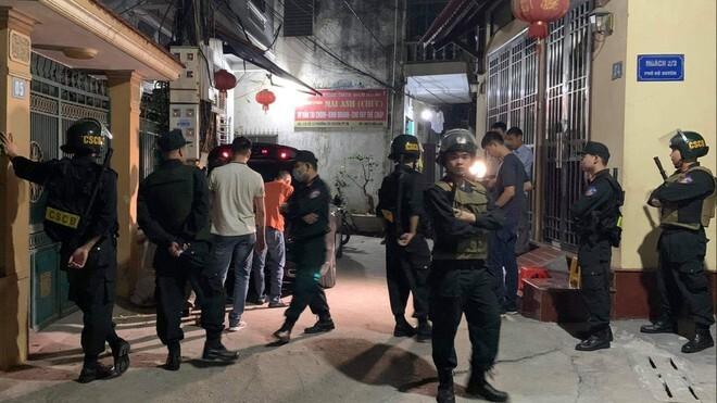 Ông trùm cho vay nặng lãi khét tiếng ở Thái Bình bị bắt giữ