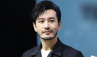 Sau nghi vấn tuyên bố ly hôn, Huỳnh Hiểu Minh xuất hiện với ngoại hình già nua, xuống sắc