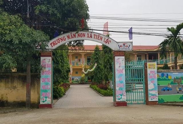 Kỷ luật cô giáo ở Thanh Hoá bỏ quên bé 3 tuổi trong nhà vệ sinh