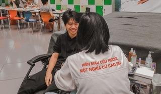 Hiến máu nhân đạo 'Một giọt máu - Một cuộc đời' tại Đại học FPT Hà Nội - Trao yêu thương chia sẻ sự sống