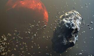 Phát hiện một phần đã mất của Trái Đất đang bay gần sao Hỏa