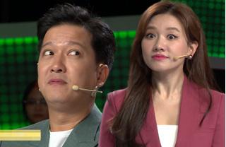 Trường Giang bóc mẽ Hari Won từng 'liếc mắt đưa tình' khiến đàn em đứng hình