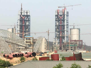 Công nhân thiệt mạng tại Nhà máy xi măng Sông Lam