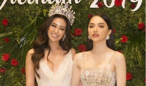 Hoa hậu Khánh Vân nhận 'gạch đá' khi lên tiếng bênh vực Hương Giang -  VNReview Tin mới nhất