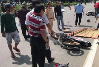 Thiếu niên 16 tuổi vượt đèn đỏ gây tai nạn khiến 3 người tử vong