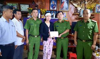 Vợ nạn nhân thủy điện Rào Trăng 3 đã nhận lại 100 triệu đồng bị lừa