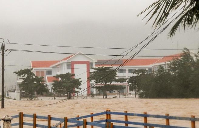 Học sinh tại một số địa phương ở Khánh Hoà tiếp tục nghỉ học