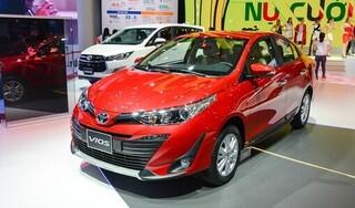 Ô tô bán chạy nhất tháng 10: SUV Vinfast Lux SA2.0 bật khỏi Top 10