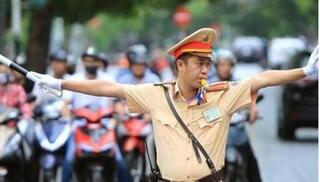 Hà Nội phân luồng giao thông phục vụ Hội nghị ASEAN 37