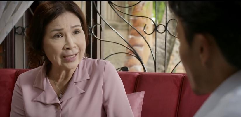 'Trói buộc yêu thương' tập 24: Bà Lan thừa nhận có tình cảm với ông Phong khiến Khánh sốc