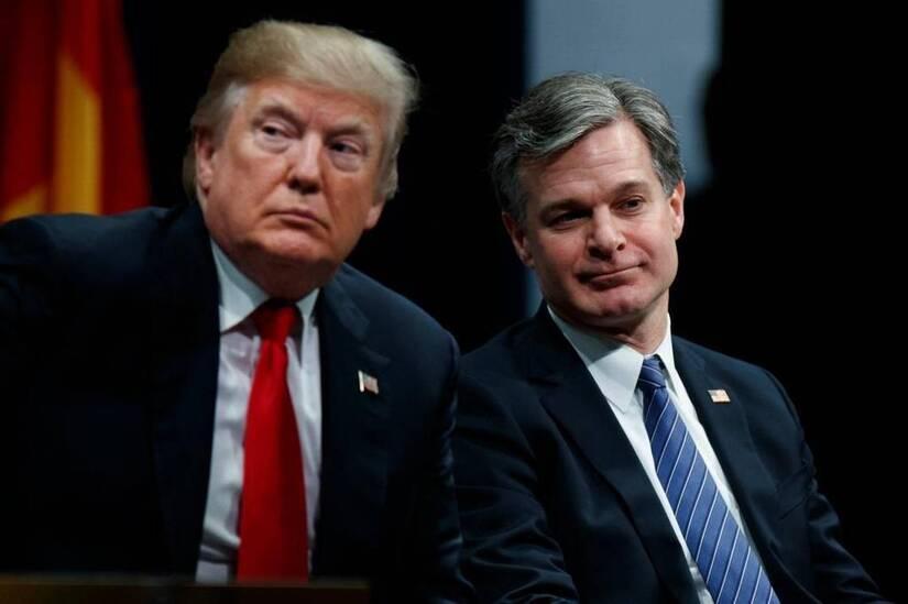 Ông Trump tố có gian lận bầu cử: Giám đốc FBI nói gì