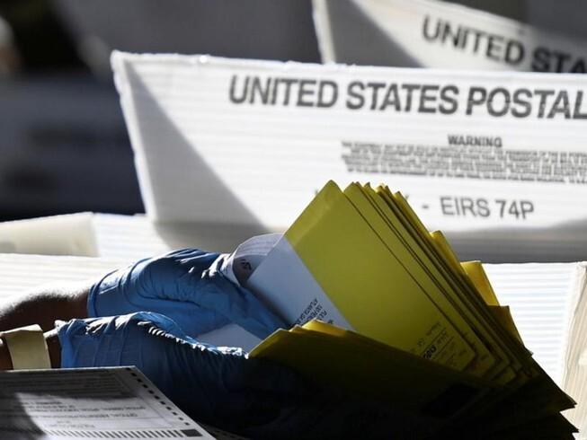 Toàn bộ 5 triệu phiếu bầu ở bang Georgia sẽ được kiểm lại bằng tay