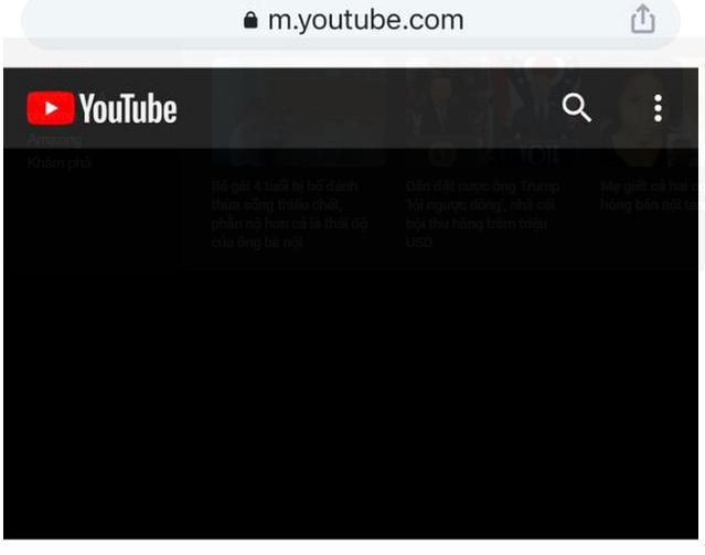 YouTube gặp lỗi trên toàn cầu, Google chính thức lên tiếng